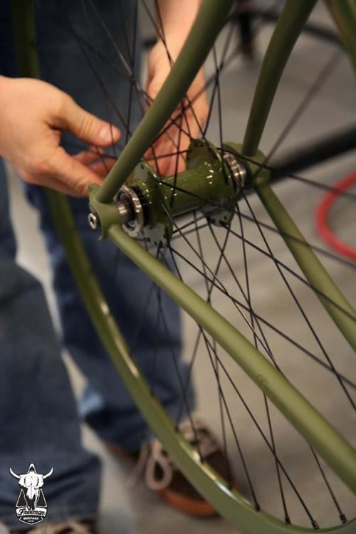 freeman transport collapsible bikes