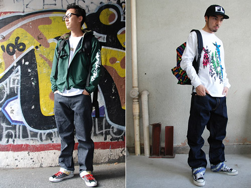 Futura Laboratories 2008 Fall/Winter Collection