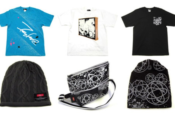 Futura Laboratories 2008 Spring/Summer July Release