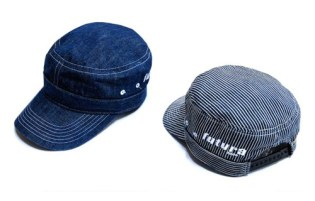 Futura Laboratories Zimbabwe Denim Crusher Work Cap