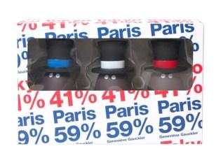 Genevieve Gauckler [Tokyo 41% Paris 50%] Figure Set