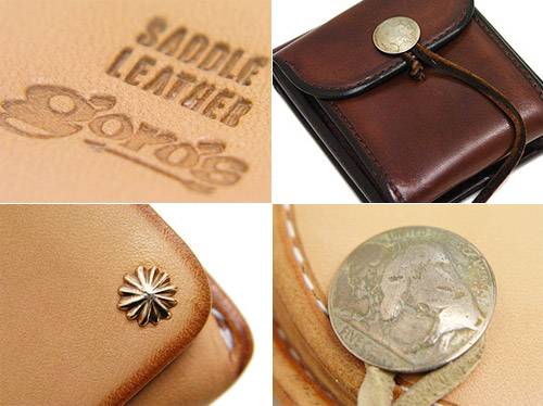 Goro's Leather Goods July New Releases