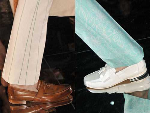 gucci 2009 spring footwear collection