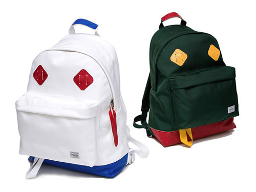 head porter merge daypack