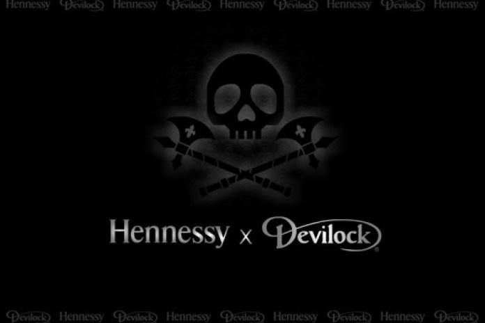 Hennessy x Devilock Taipei Rewine Party