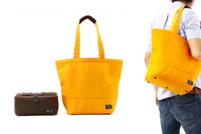 Ichigo Sugawara x B Yoshida x Porter Photote Bag