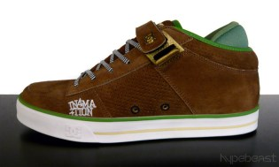In4mation x DC Shoes Ko'olau Volcano