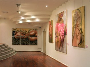 "Insa ""Dirty Cash"" Exhibition"