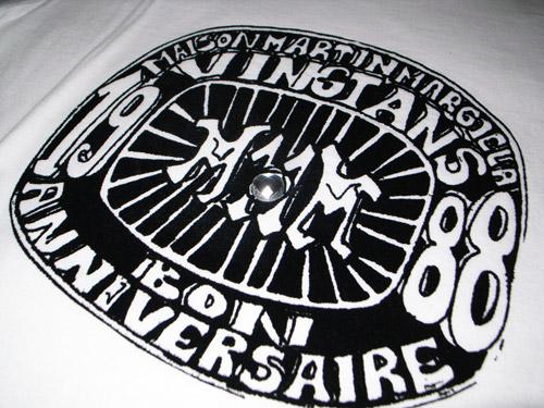 it x maison martin margiela 20th anniversary