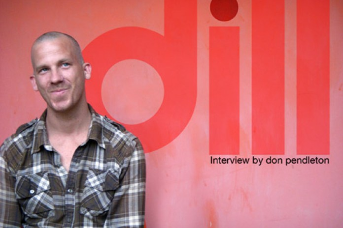 Jason Dill Interview with Don Pendleton