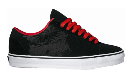 Jeff Grosso x Vans Legends Pack