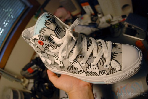 jeff hamada x converse 1hundred chuck taylor