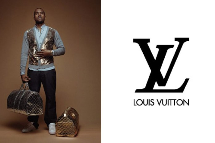 Kanye West x Louis Vuitton Shoes