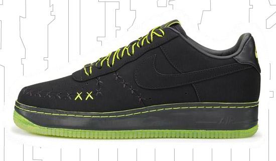 KAWS x Nike 1World Air Force 1