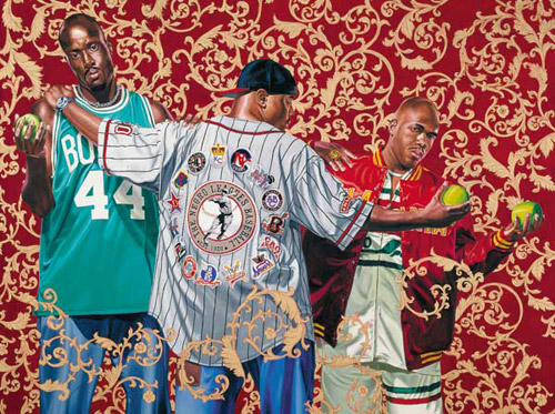 Kehinde Wiley | The World Stage: Africa, Lagos-Dakar