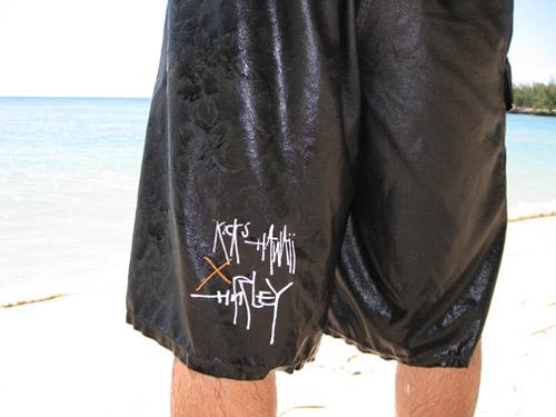 kickshi x hurley collection