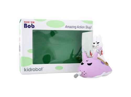 frank kozik x kidrobot big bob slug