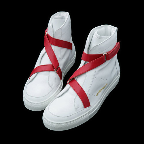 kris van assche 2009 springsummer footwear collection
