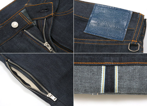 Levi's Fenom Light Oz Lame Stitch Jeans