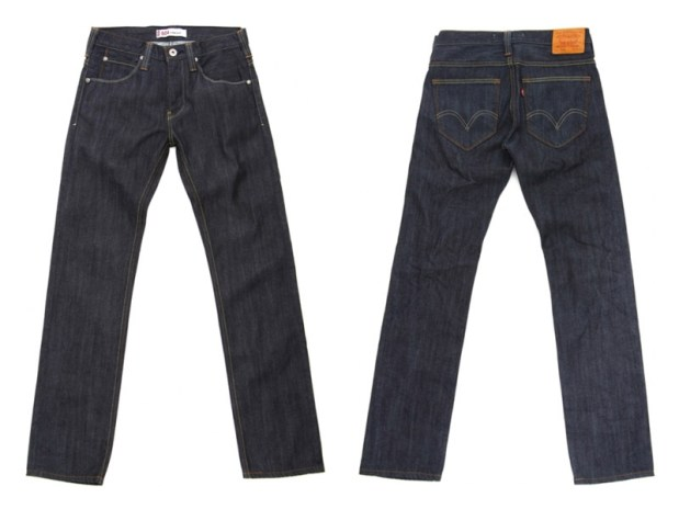 Levi's Red Tab Jeans 2008 Summer Collection