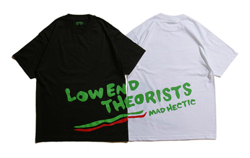 realmadHECTIC Low End T-shirt