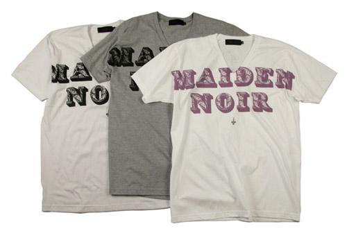 maiden noir 2008 summer collection