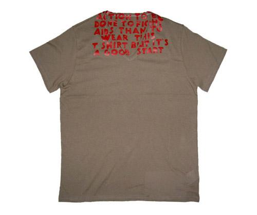 Maison Martin Margiela AIDS T-shirt