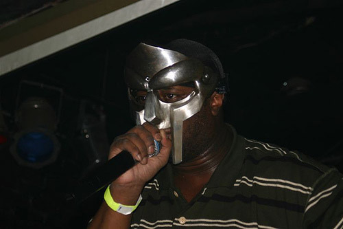 MF Doom: Sniper Elite