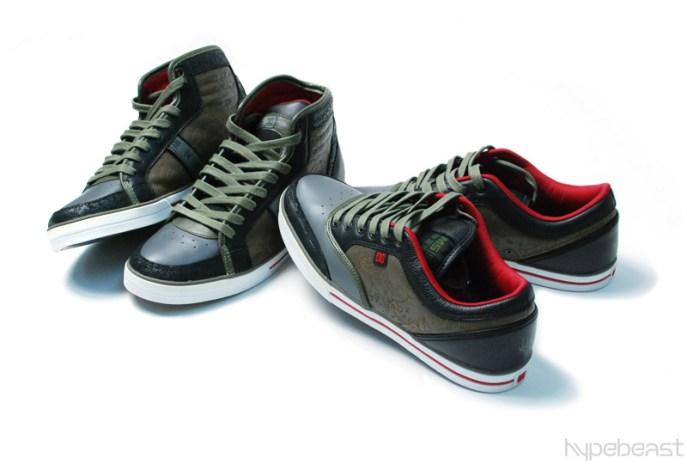 Mike Shinoda x DC Shoes Remix Series Xander   Pride