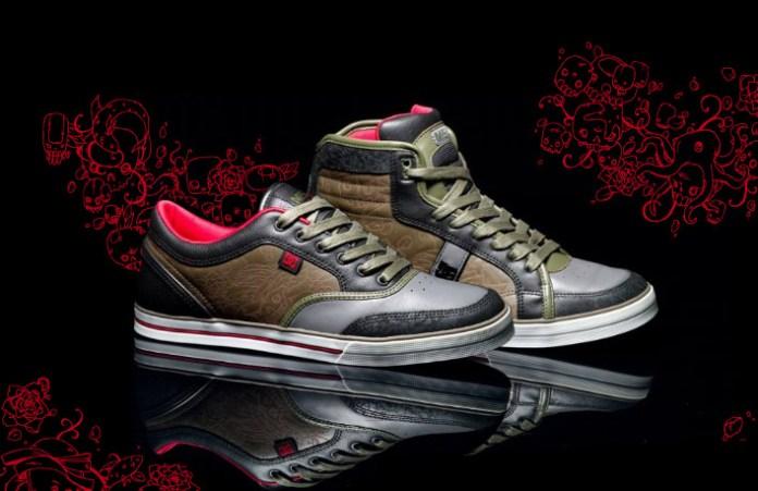 Mike Shinoda x DC Shoes Remix Series