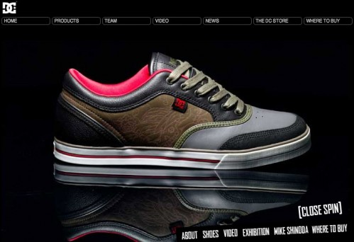 mike shinoda x dc shoes remix series
