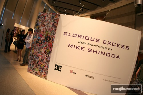 mike shinoda glorious excess born recap