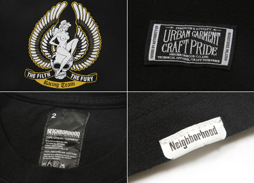 Neighborhood Div.38 Crew Tee