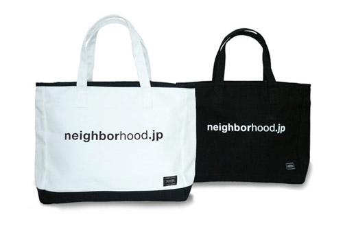 Neighborhood x Porter Original Tote Bag