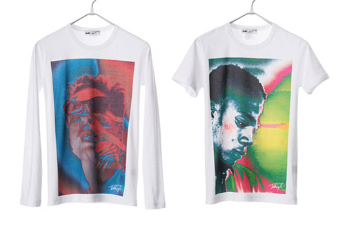 Nicholas Taylor T-shirts