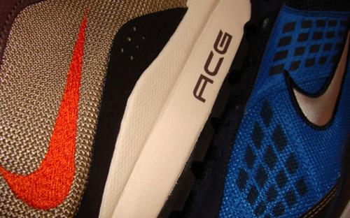 Nike ACG Wildedge Mid & Zoom Air Trail Plus