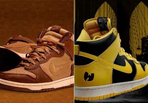 Nike Be True Chronicles: Wu-Tang & Stussy