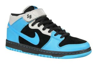 Nike SB Dunk Mid for August 2008