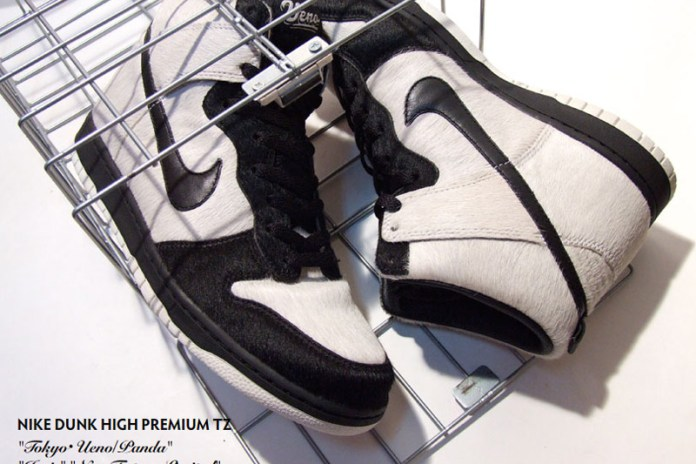 Nike Dunk High Premium Ueno Panda