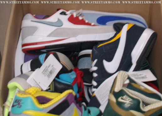 Nike SB 2009 Spring Collection Footwear Preview