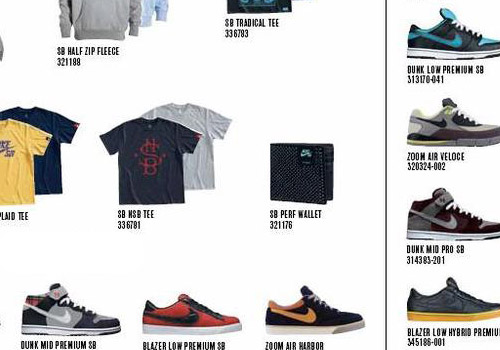 Nike SB 2009 Spring Collection Preview