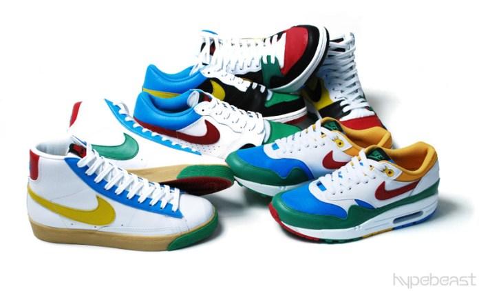 Nike Sportswear 5 Rings Pack