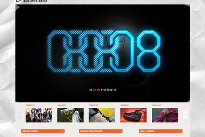 Nike Sportswear Website