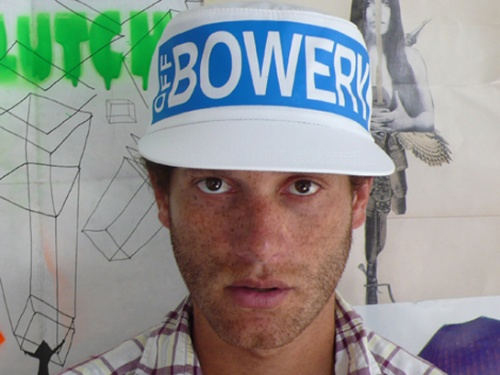 Off Bowery Painter's Cap