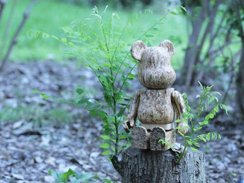 Openers x More Trees x Medicom Toy 400% Bearbrick