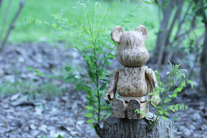 Openers x More Trees x Medicom Toy 400% Bearbrick
