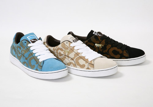Puma Suede Jungle Pack