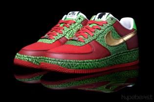 ?uestlove x Nike 1World Air Force 1