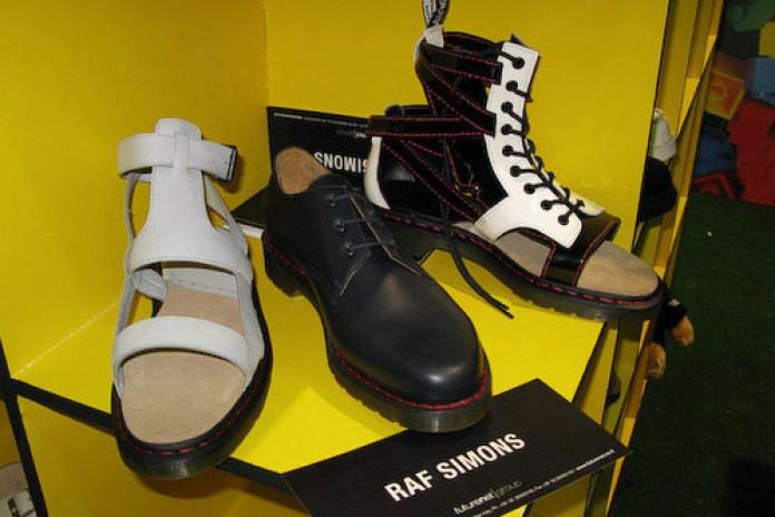Raf Simons x Dr. Martens
