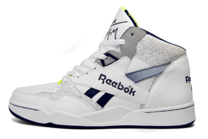 Reebok Sir Jam Mid | ERS2000 Speckle Pack